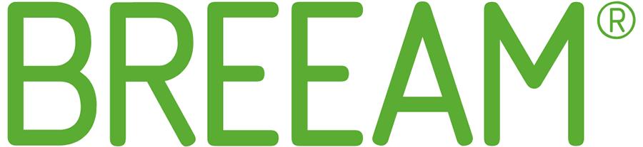 Breeam logotyp färg